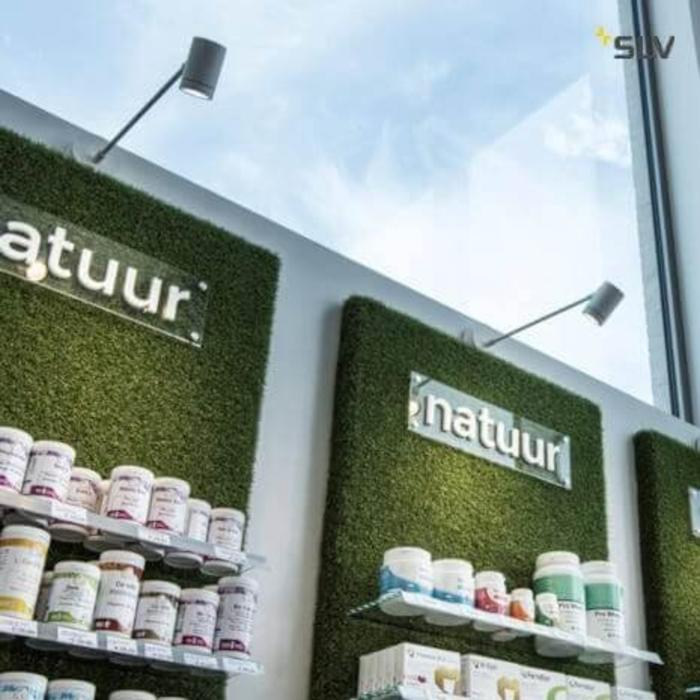 Displayverlichting