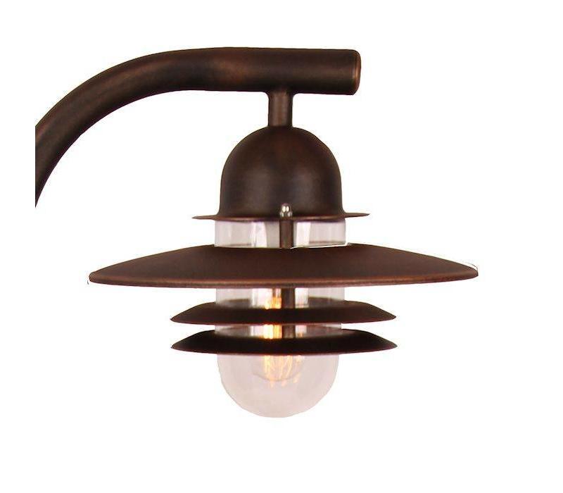 Tuinlamp SELVA Brons 70 cm