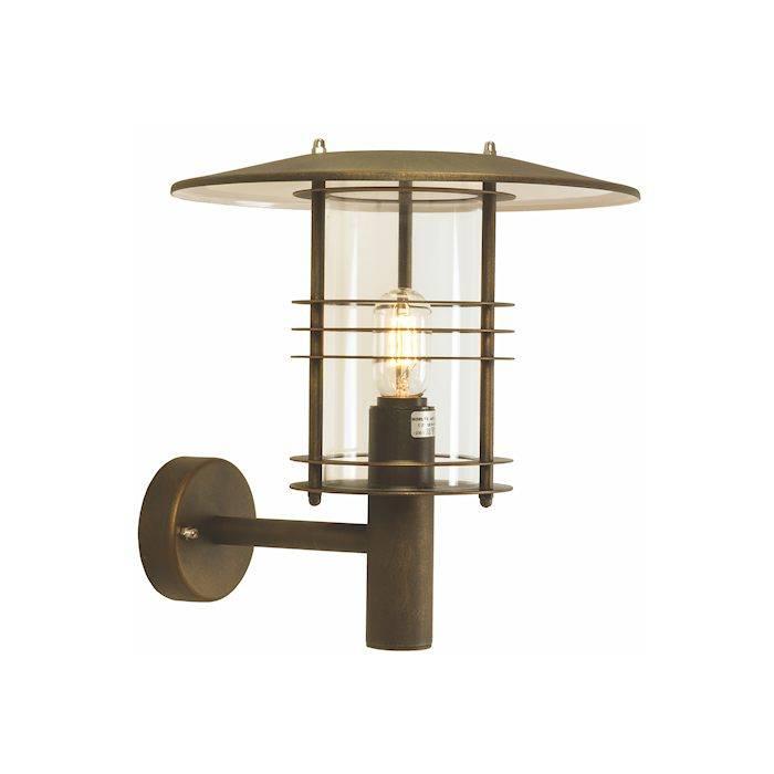 Franssen SELVA Brons 3093 wandlamp
