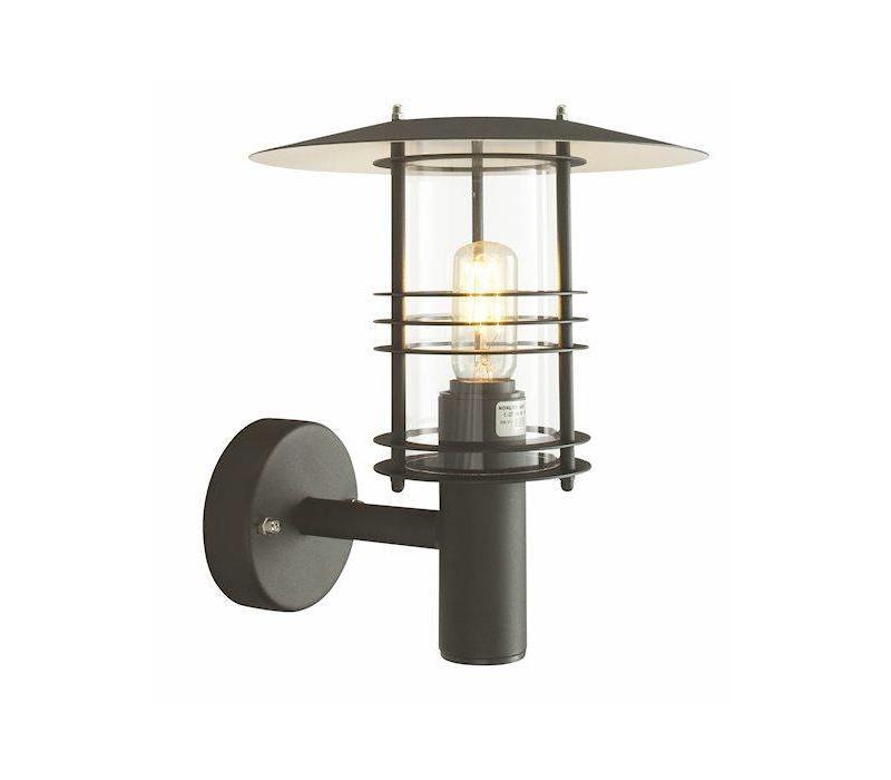 SELVA Zwart 3090 wandlamp