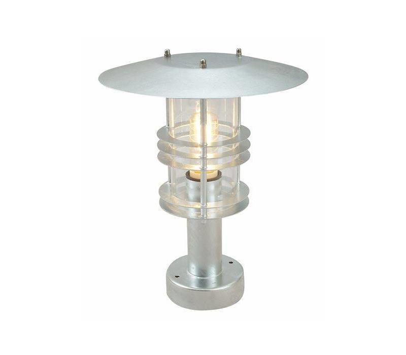 lage tuinlamp SELVA 3496 Zink 34 cm
