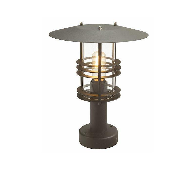 lage tuinlamp SELVA 3495 Zwart 34 cm