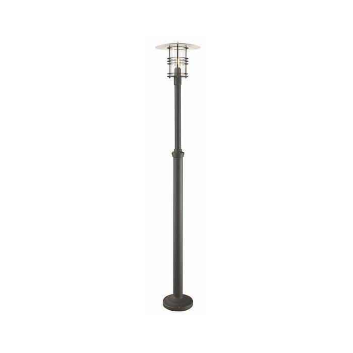Franssen Hoge tuinlamp SELVA Zwart 3695