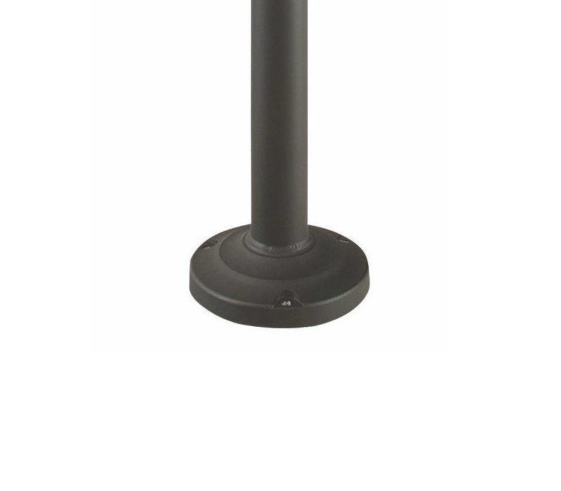 Hoge tuinlamp SELVA Zwart 3695