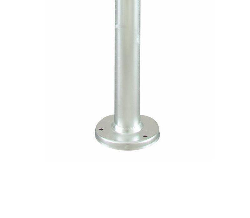 Hoge tuinlamp SELVA Zink 3696