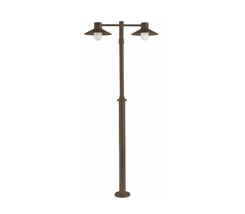 Hoge tuinlamp SELVA Zwart 3745