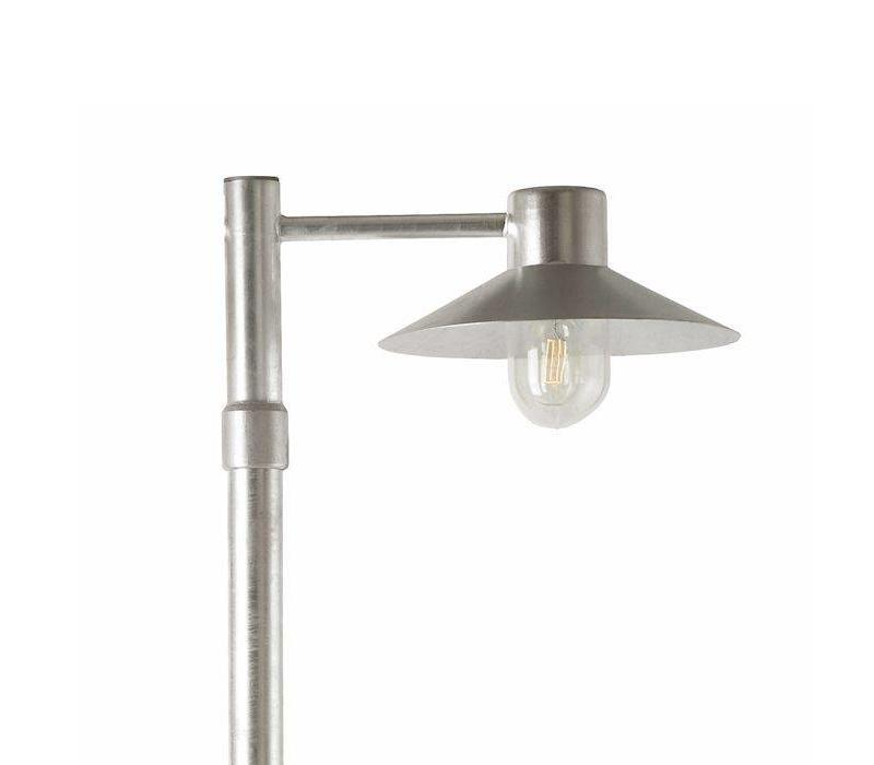 Hoge tuinlamp SELVA Zink 3646
