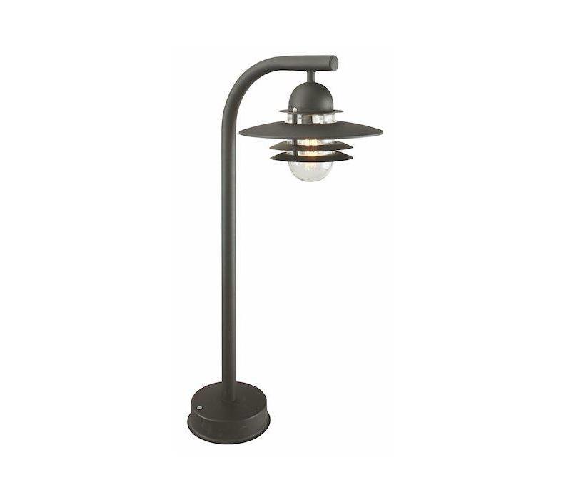 Tuinlamp SELVA Zwart 70 cm
