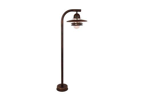 Franssen Tuinlamp SELVA Brons 118 cm