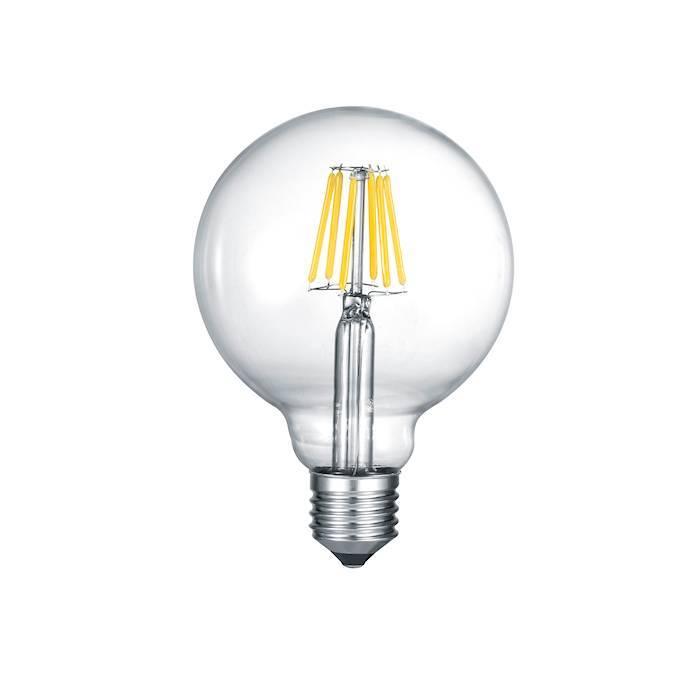 Trio E27 Filament LED 6W Globe