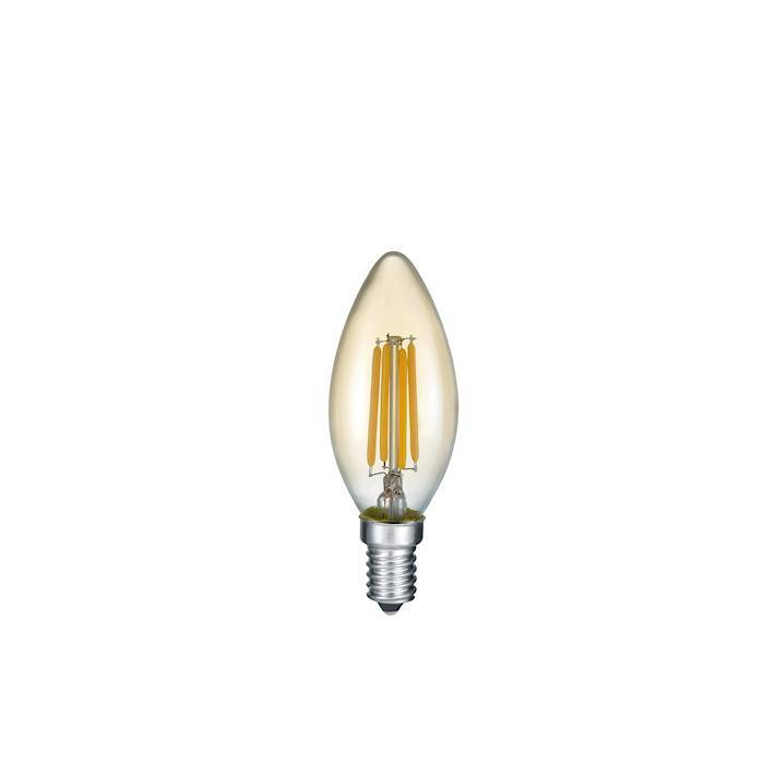 Trio E14 Filament LED 4W Kaars