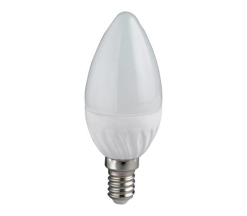 E14 6W 3000K Candle ledlamp