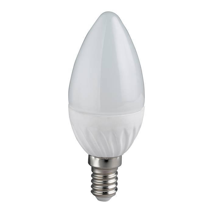 Trio E14 6w 3000k Candle Ledlamp