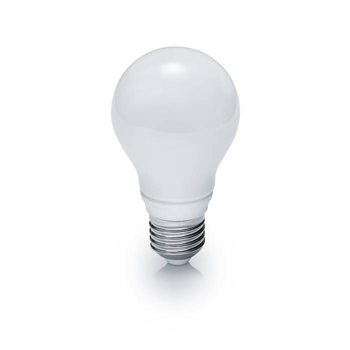 Trio E27 6w 3000k Ledlamp