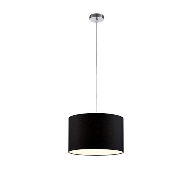 Zwarte hanglamp serie 3033