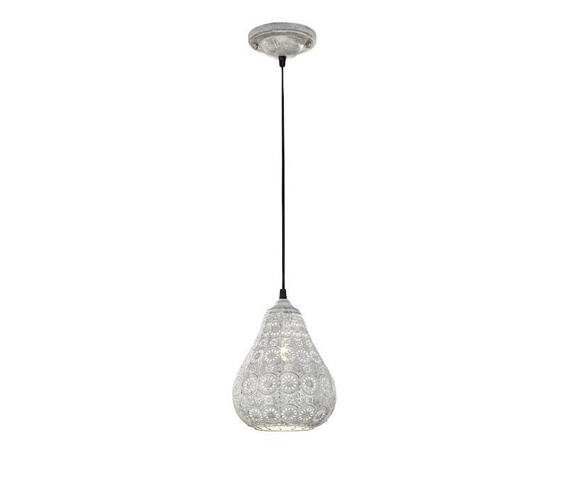 JASMIN hanglamp Oud grijs