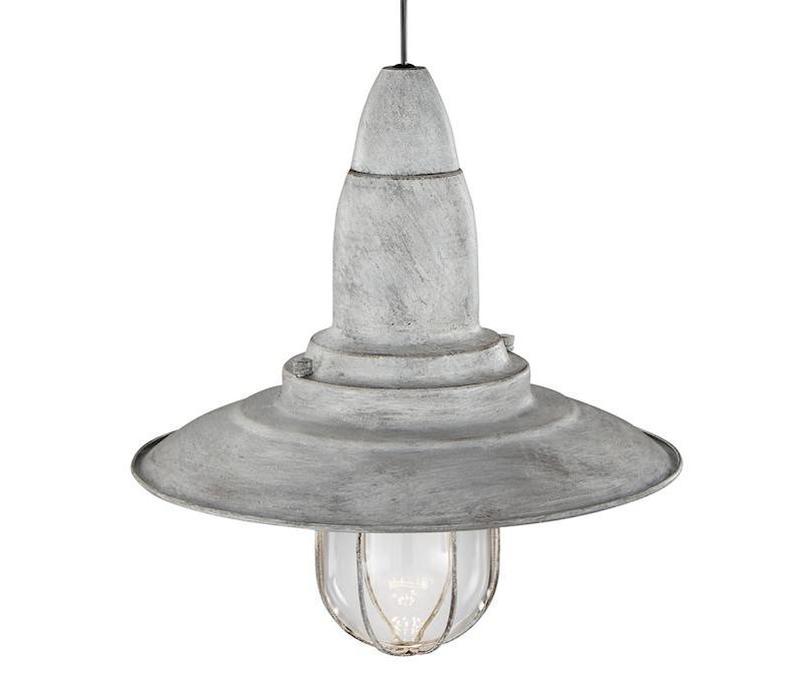 FISHERMAN hanglamp Antiek grijs