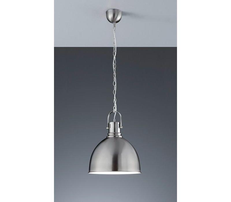 serie 3005 Nikkel industriele hanglamp