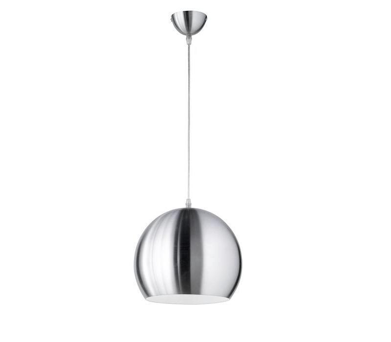hanglamp BOBBY Nikkel, 30 cm