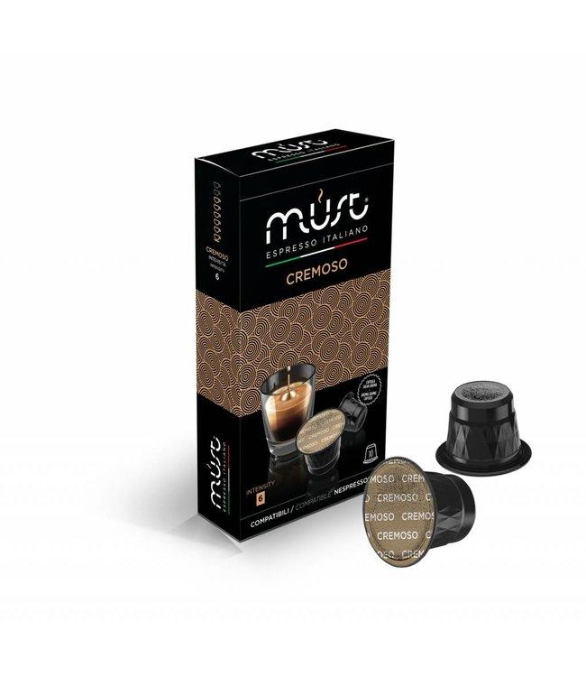 Must Espresso Italiano | Cremoso
