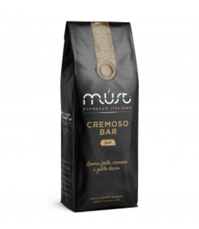 Must Espresso Italiano Koffiebonen | Cremoso 1KG