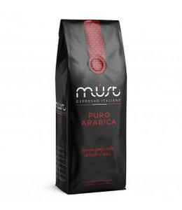 Must Espresso Italiano Koffiebonen | Puro Arabica 1KG