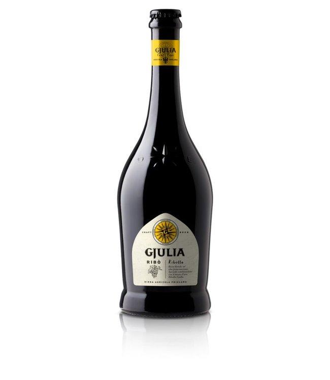 Gjulia | Birra RIBÒ 75cl