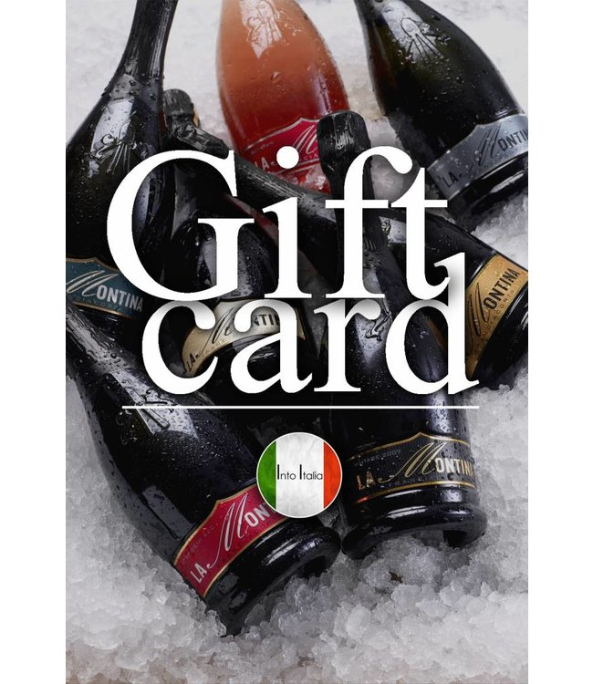 Giftcard € 50,-