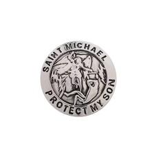 Clicks en Chunks | Click Saint Michael protect my son