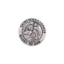 Clicks en Chunks | Click Saint Christopher glory to god