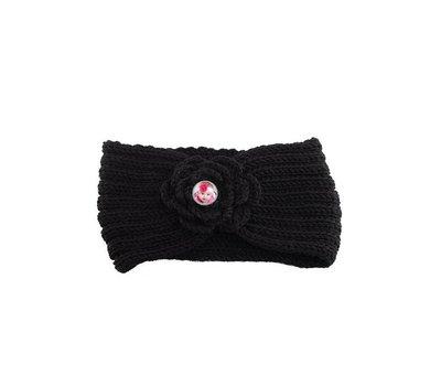 Fotoproducten Haarband met foto zwart