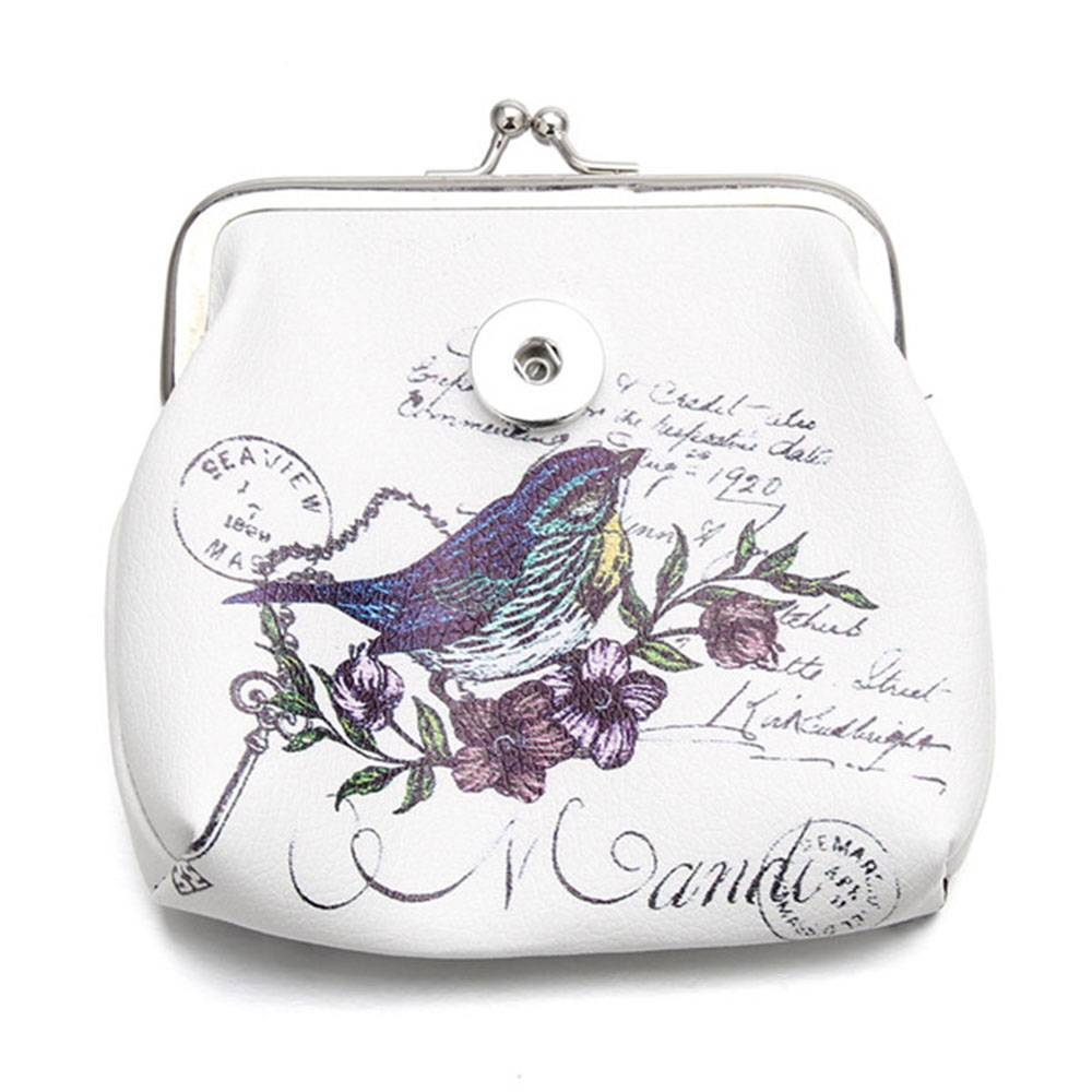 cfb98bf2d6f Clicks Sieraden Knip portemonnee vogel - Shoppe | Mooi & Persoonlijk