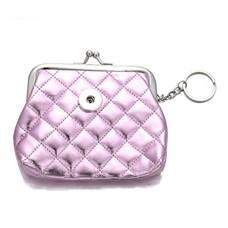 Clicks Sieraden Knip portemonnee glossy paars