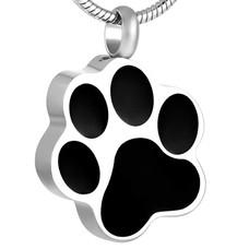 Ashangers Ashanger hondenpoot zwart zilverkleurig
