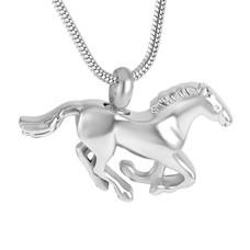 Ashangers Ashanger paard zilverkleurig