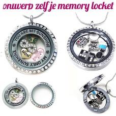 Keuze uit een Ketting, sleutelhanger, armband of Horloge!