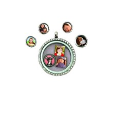 Floating Charms Floating charm foto vierkant