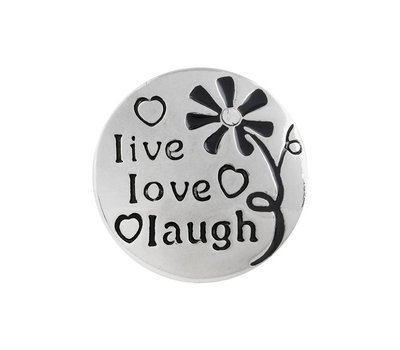 Clicks en Chunks | Click live love laugh voor clicks sieraden