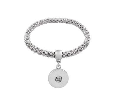 Clicks Sieraden Clicks armband elastisch