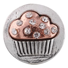 Clicks en Chunks | Click cupcake crystals