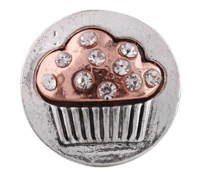 Clicks en Chunks | Click cupcake crystals voor clicks sieraden