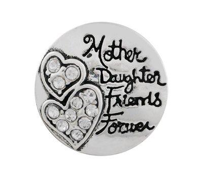 Clicks en Chunks | Click moeder dochter v oor clicks sieraden