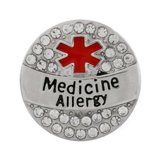 Clicks / Chunks Click  medicine allergy