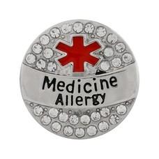 Clicks en Chunks | Click  medicijnallergie