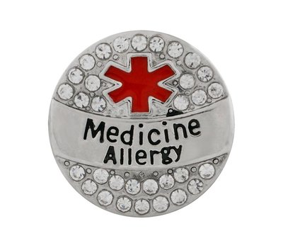 Clicks / Chunks Click  medicine allergy
