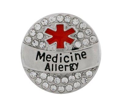 Clicks en Chunks | Click  medicijnallergie voor clicks sieraden
