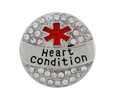 Clicks en Chunks | Click  hartaandoening voor clicks sieraden
