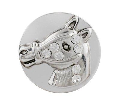 Clicks en Chunks | Click paardenhoofd  crystals voor clicks sieraden