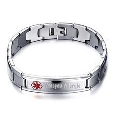 Medische alert armband Medische ID Armband