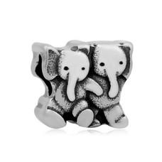 Bedels en Kralen Bedel olifanten